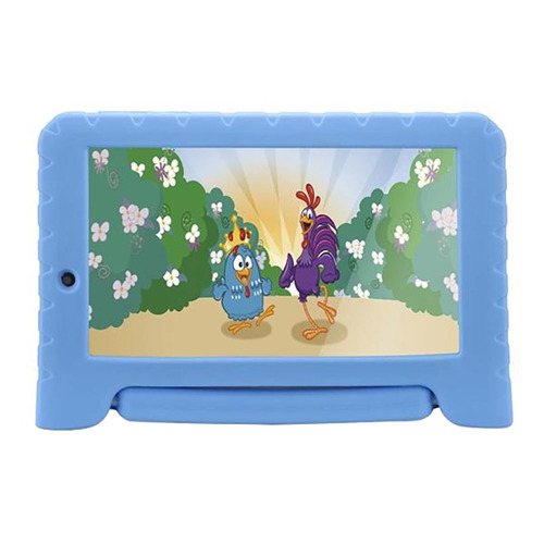 tablet multilaser galinha pintadinha plus quadcore 8gb 7pol