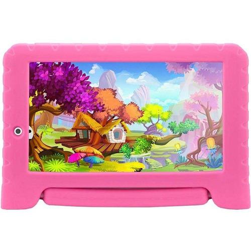 tablet multilaser kid pad nb279 tela 7  8gb wifi quadcore