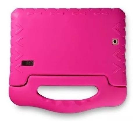 tablet multilaser kid pad plus rosa android 7 wifi 8gb nb279