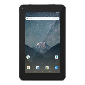 Tablet Multilaser M7s Go Nb31 7  16gb Preto Com Memória Ram 1gb