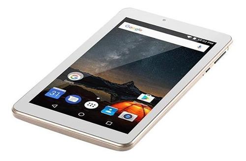 tablet multilaser m7s plus quad core 1.3 8gb 7pol dourado