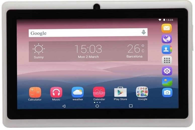 Tablet Napoli Npl-7001 - 4gb - 7 Wifi - Bluetooth - R  259 a8aaa9519e044