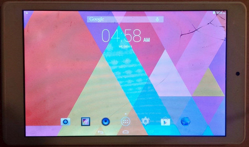 tablet neuimage nit-805qw tactil quebrado