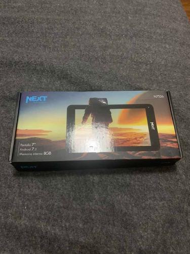 tablet next nueva en caja !!!