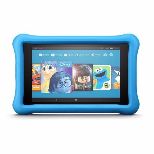 tablet niños amazon 8hd kids 2018 uso rudo  apps ilimitadas