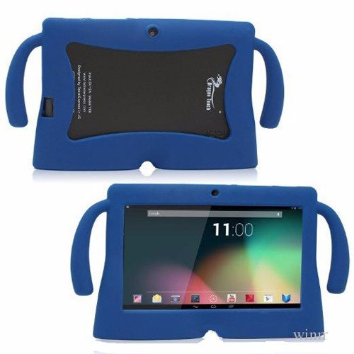 tablet niños golpes quad core hd 1024*600, 8 gb, android 5.1