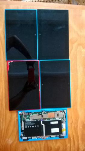 tablet nokia lumia 2520 para refacciones