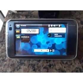 Tablet Nokia N 810,funcionando Perfeitamente Todo Original,