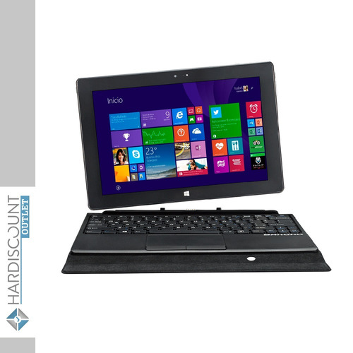 tablet notebook 2 en 1 bangho intel atom ssd 32gb 2gb outlet