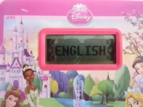 tablet para niñas didactica y educativa