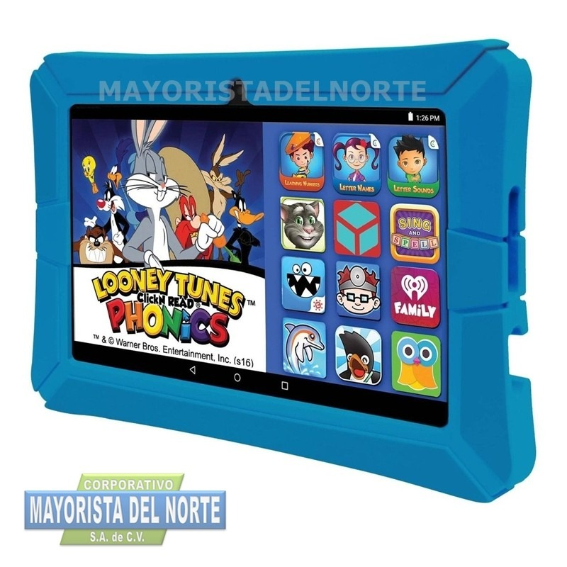 Tablet Para Niños Epik Learning Tab Elt0801 Azul