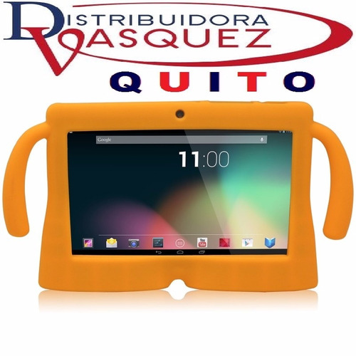 tablet para niños kids tab 7'' wifi doble camara - 2gb - 32g