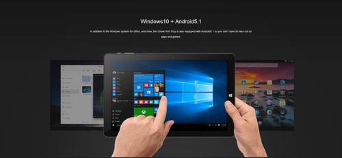 tablet pc chuwi hi10 pro 2 en 1 10.1 in, 4gb ram 64gb rom