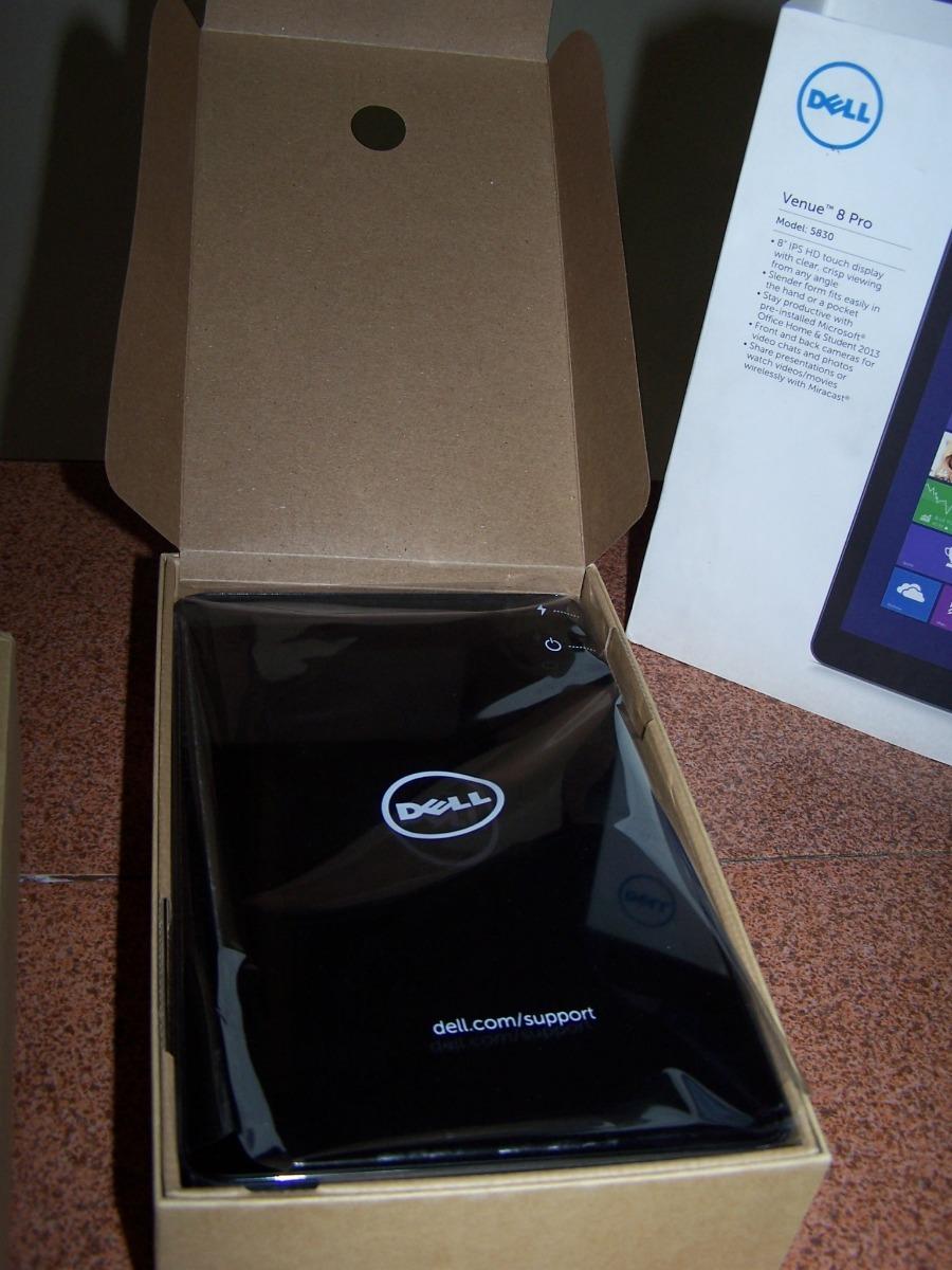 Tablet Pc Dell Venue 8 Pro Con Windows 10