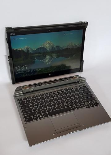tablet pc híbrida fujitsu stylistic® q736 de 13.3