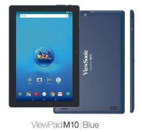 tablet pc viewsonic m10 1gb  ips 1280x800 gps android 7 hdmi