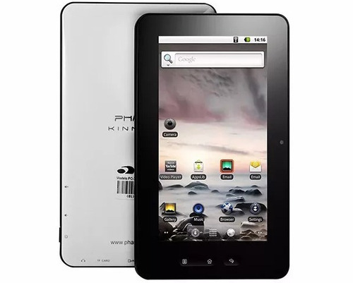 tablet phaser kinno pc 719 kb wifi android 2.2 brinde