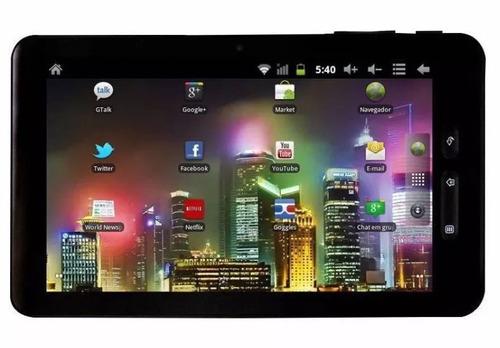 tablet phaser kinno pc wifi   no estado com defeito