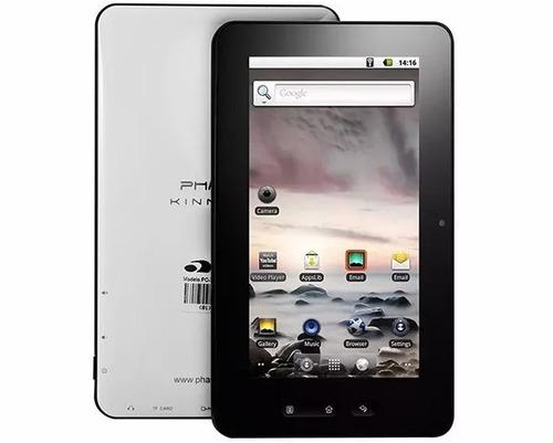 tablet phaser kinno serie 700 kb wifi android 4.0 brinde