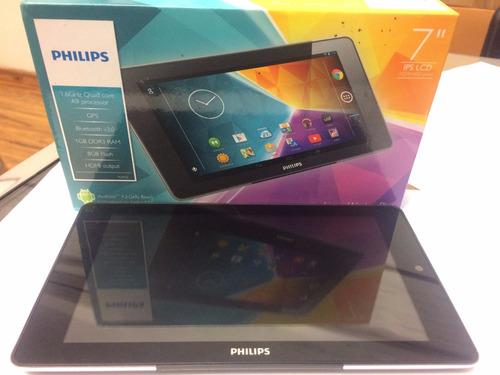 tablet philips 7 pulgadas modelo pi3910b2/55 juego android