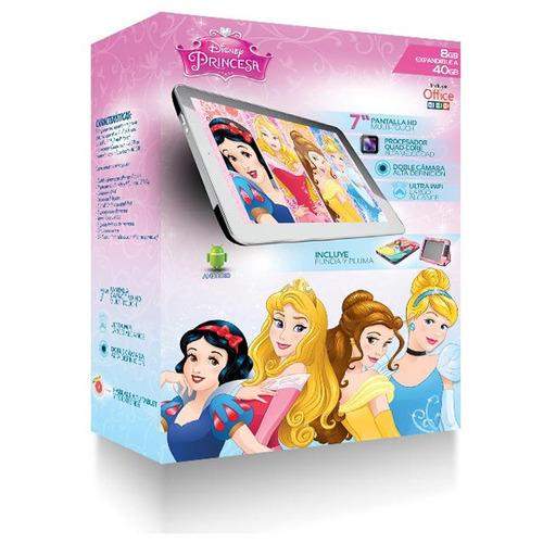 tablet protab laplet princesas touch 7 pulgadas quad-core
