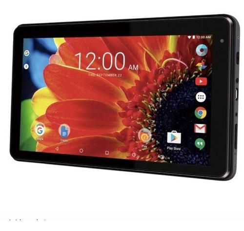 tablet rca 7  touch quad-core 1gb, 16gb, micro sd 1mp, wifi