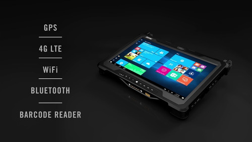 tablet rugged industrial getac a140 14 pol i5 intel