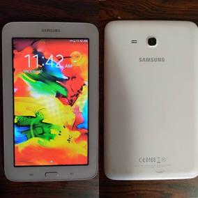 Tablet Samsung Galaxy Tab 3 Lite Como Nueva
