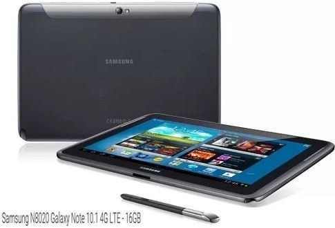 tablet samsung galaxy note 10.1 n8020 4g android 4.1 16gb