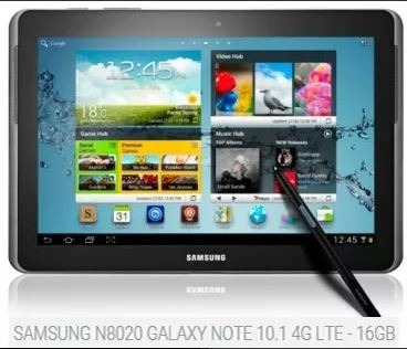 tablet samsung galaxy note