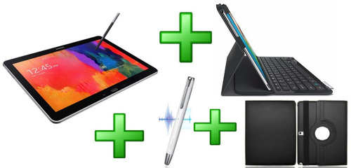 tablet samsung galaxy note pro 12.2'' sm-p905m +itens extras