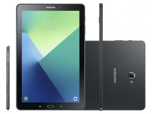 tablet samsung galaxy t580 wi fi 16gb tela 10.10