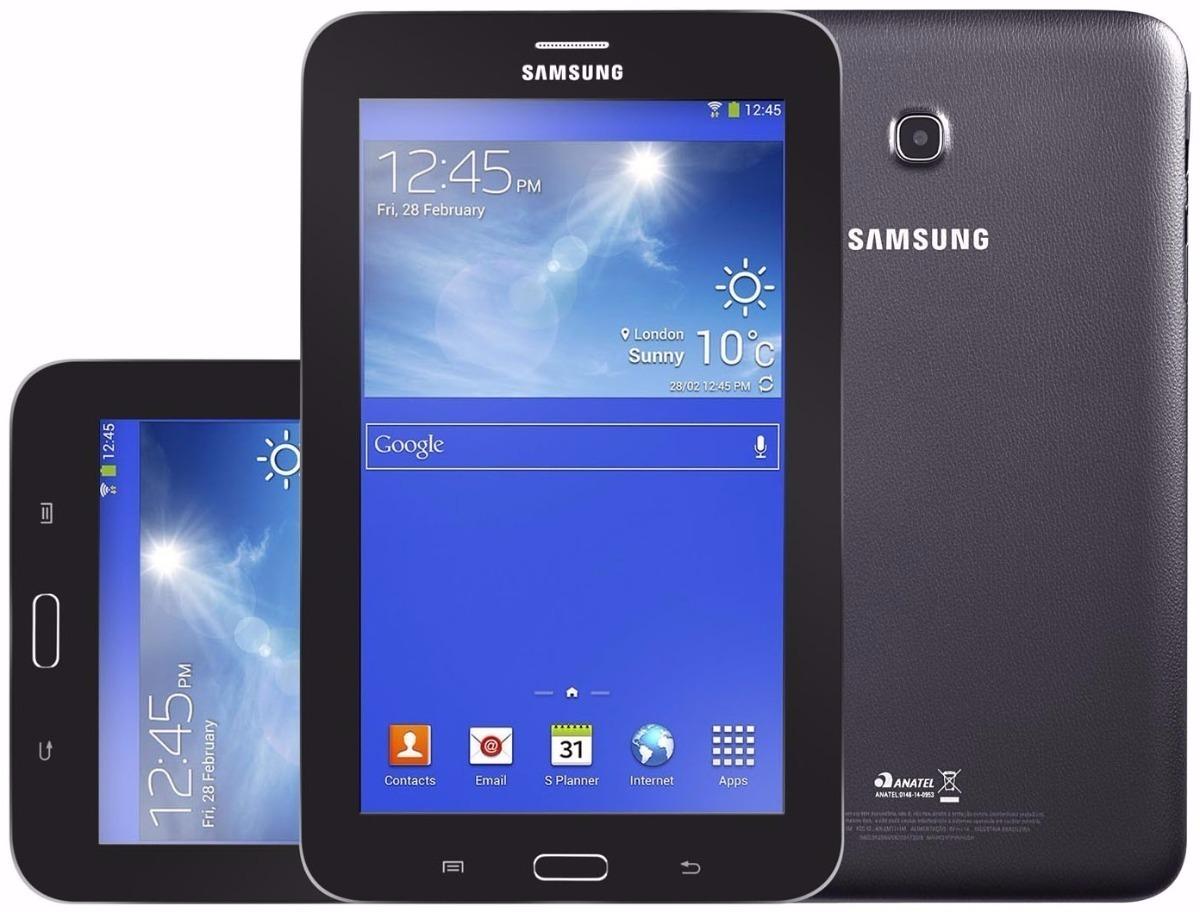 Tablet Samsung Galaxy Tab 3 Lite Sm T110 Com Tela 7 R 379 90 Em Mercado Livre