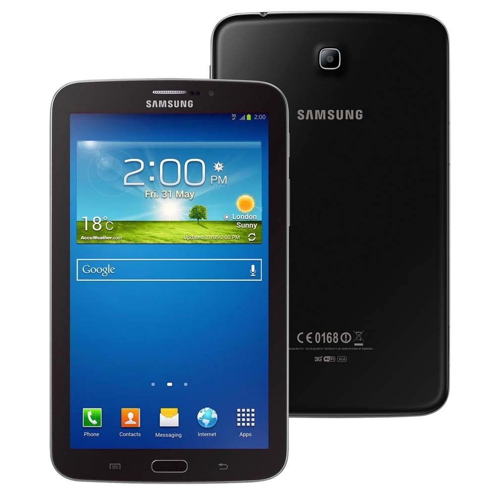 tablet samsung galaxy tab 3 sm t 211 7 0 wifi 3g r. Black Bedroom Furniture Sets. Home Design Ideas