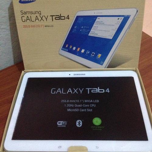 tablet samsung galaxy tab 4 10.1 original! sm-t530 wi fi
