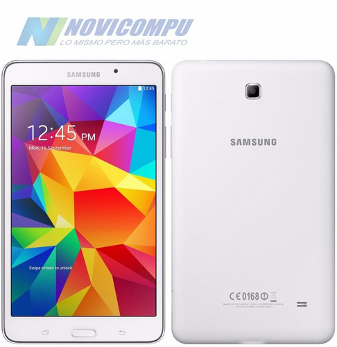 tablet samsung galaxy tab 4 t230 7´ 8gb 1.5ram android 4.4