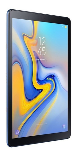 tablet samsung galaxy tab a 10.5  32/3gb (wi-fi) blue