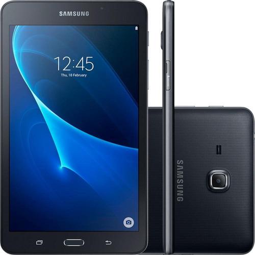 tablet samsung galaxy tab a 7.0  8gb, wi-fi, preto - t280n