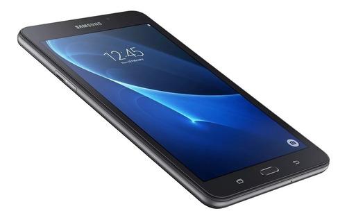 tablet samsung galaxy tab a  preto tela 7 4g wi-fi 8gb t285