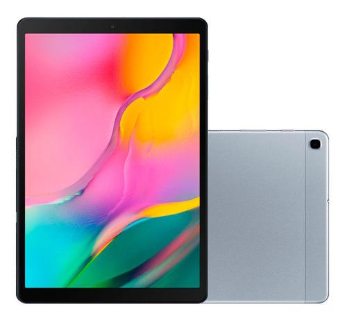 tablet samsung galaxy tab a sm-t510 wifi 32gb 10,1 - prata