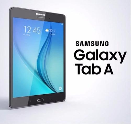 tablet samsung galaxy tab a t580 10.1 16gb + 32gb de regalo!