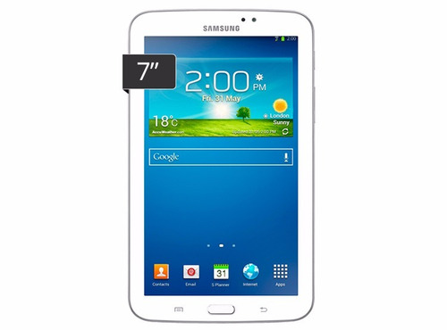 tablet samsung galaxy tab e 7 sm-t113nu sellado color blanco