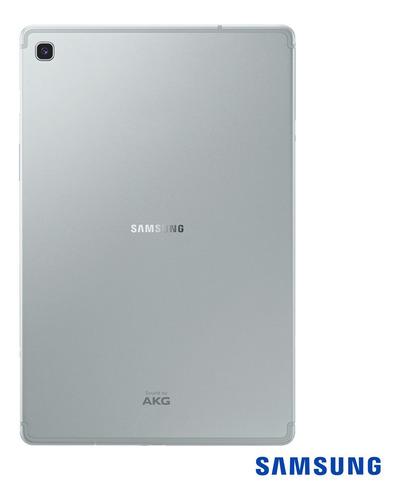 tablet samsung galaxy tab s 5 4g prata tela 10.5 4g 64gb