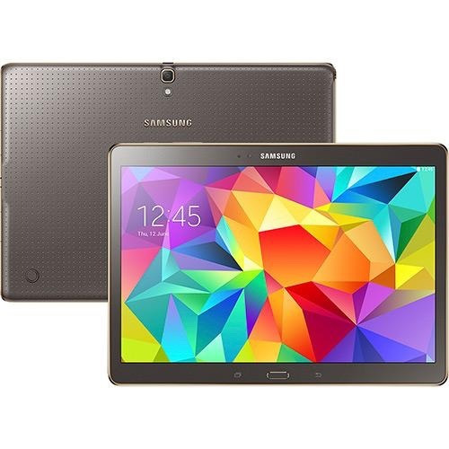 tablet samsung galaxy tab s t805 4g wi-fi tela 10,5 vitrine