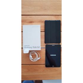Tablet Samsung Galaxy Tab S2 32gb Con Funda Caja Y Accesorio