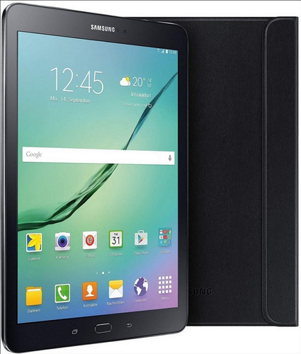 tablet samsung galaxy tab s2 t813 9.7 32gb + msd 64gb +funda