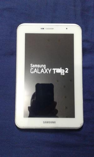 tablet samsung galaxy tab2 7 gt-p3100 16gb 3g wifi