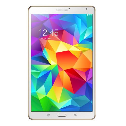 tablet samsung galaxy tabs t705 16gb 8.4  branco mancha tela
