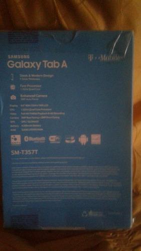 tablet samsung galaxytab a 8  16gb sm t357t