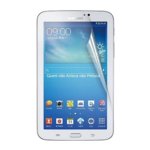 tablet samsung película protetora